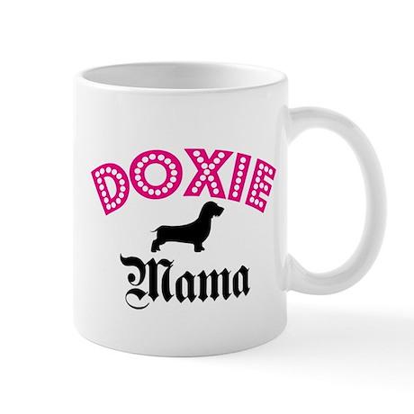 W. Doxie Mama Mug