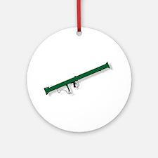 Bazooka Anti-Tank Weapon Round Ornament