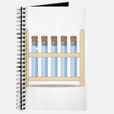 Test Tube Rack Journal
