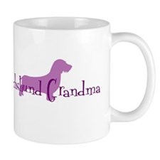 W. Doxie Grandma Mug