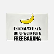 Free Banana Magnets