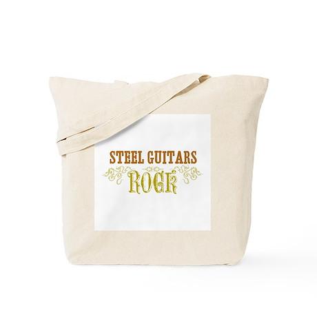 Steel Guitars Tote Bag