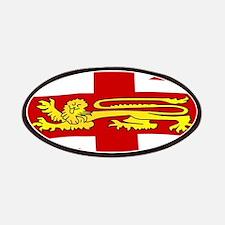 British Lion On The Union Jack Flag Patch