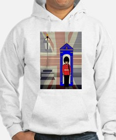 Soldier On Royal Guard Duty Hoodie