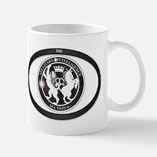 MI6 Oval Badge Mugs