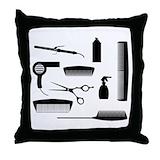 Hairdressers Cotton Pillows