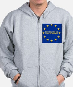 Unique Northern europe Zip Hoodie