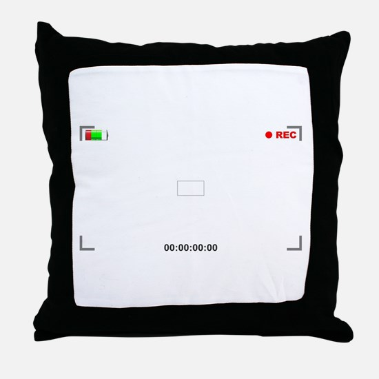 Viewfinder View Throw Pillow