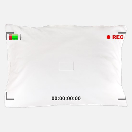 Viewfinder View Pillow Case