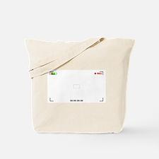 Viewfinder View Tote Bag