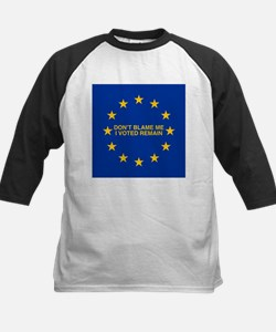 Don't blame me I voted Remain Baseball Jersey