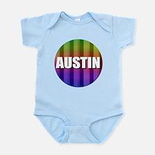 Austin Rainbow Body Suit