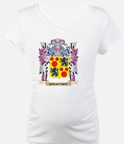 Courtney Coat of Arms (Family Cr Shirt