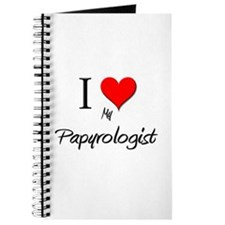 I Love My Papyrologist Journal