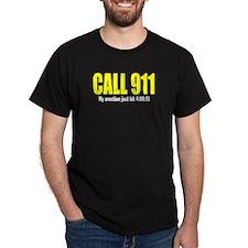 911 Best Boners T-Shirt