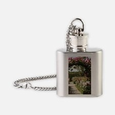 Funny The hamptons Flask Necklace
