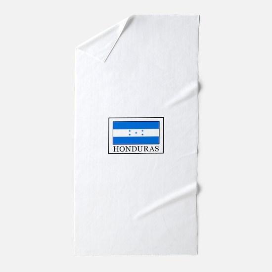 Honduras Beach Towel