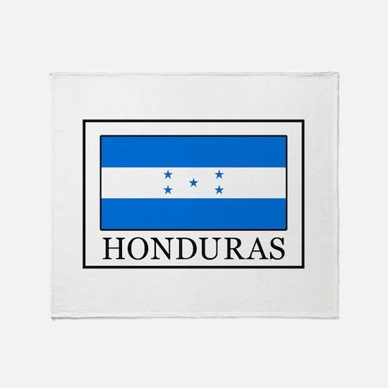 Honduras Throw Blanket