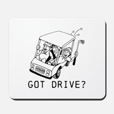 Got Drive? Mousepad