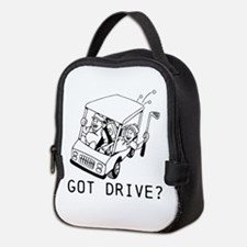 Got Drive? Neoprene Lunch Bag