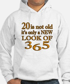 20 Is New Look Of 365 Hoodie