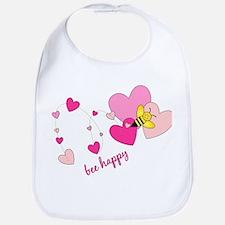 Bee Happy Bib