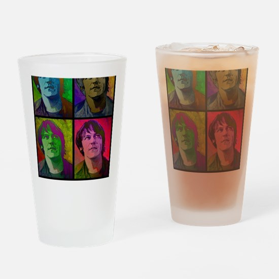 Cute Acoustic Drinking Glass