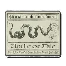 Second Amendment Mousepad