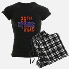 26 September A Star Was Born Pajamas