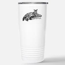 Cute Pet art Travel Mug
