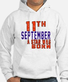 11 September A Star Was Born Hoodie
