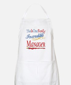 Incredible Manager BBQ Apron