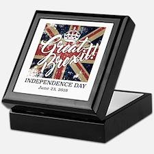 Great Brexit Keepsake Box