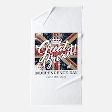 Great Brexit Beach Towel