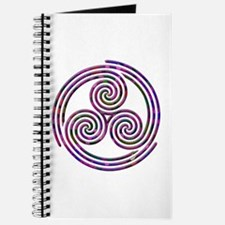 Triple Spiral - 11 Journal