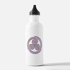 Triple Spiral - 11 Water Bottle
