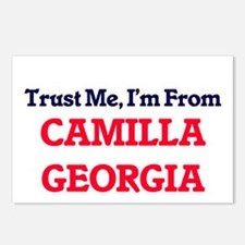 Trust Me, I'm from Camill Postcards (Package of 8)