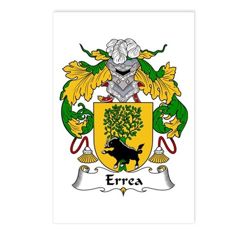 Errea Postcards (Package of 8)