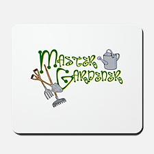 Master Gardener Mousepad