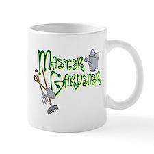 Master Gardener Small Mug