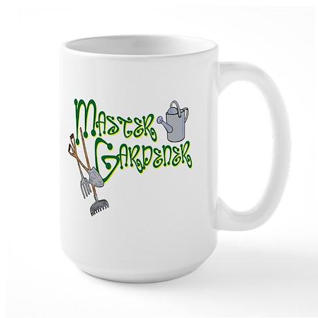 Master Gardener Large Mug