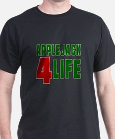 Apple Jack For Life T-Shirt