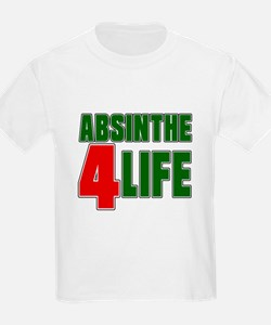 Absinthe For Life T-Shirt