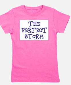 Funny Perfect Girl's Tee