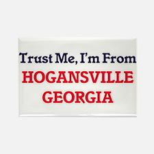 Trust Me, I'm from Hogansville Georgia Magnets