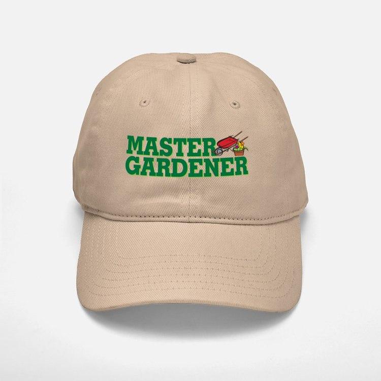 Master Gardener Baseball Baseball Cap