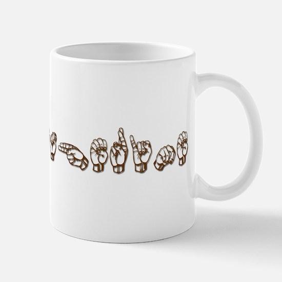 Add a Name Mug