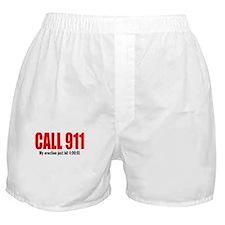 911 Best Boners Boxer Shorts