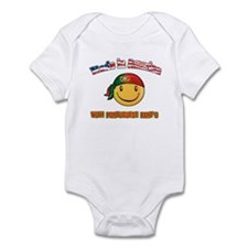 Made in America with Portuguese parts Infant Bodys
