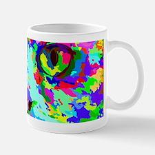 Pop Art Kitten Mugs